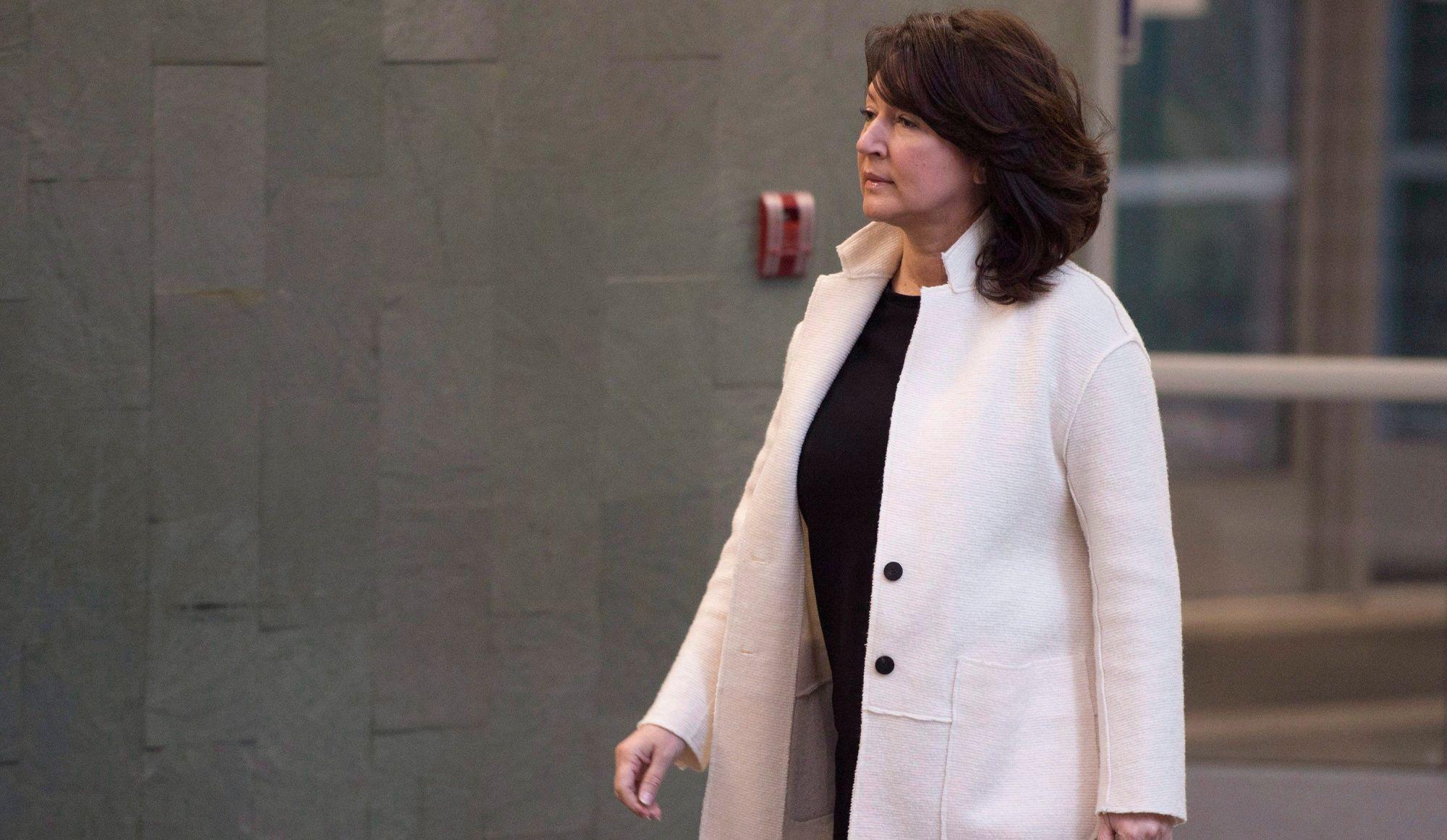 Procès: Nathalie Normandeau demande l'arrêt des procédures