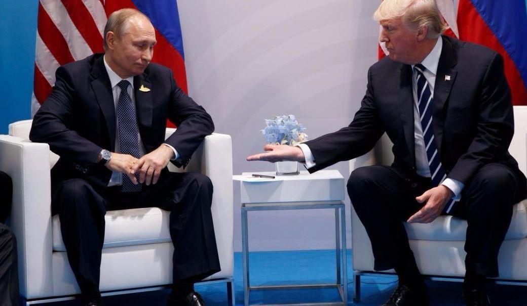 Attentat déjoué en Russie : Vladimir Poutine remercie Donald Trump