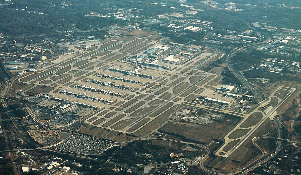 L'aéroport le plus achalandé des États-Unis incommodé par une panne de courant