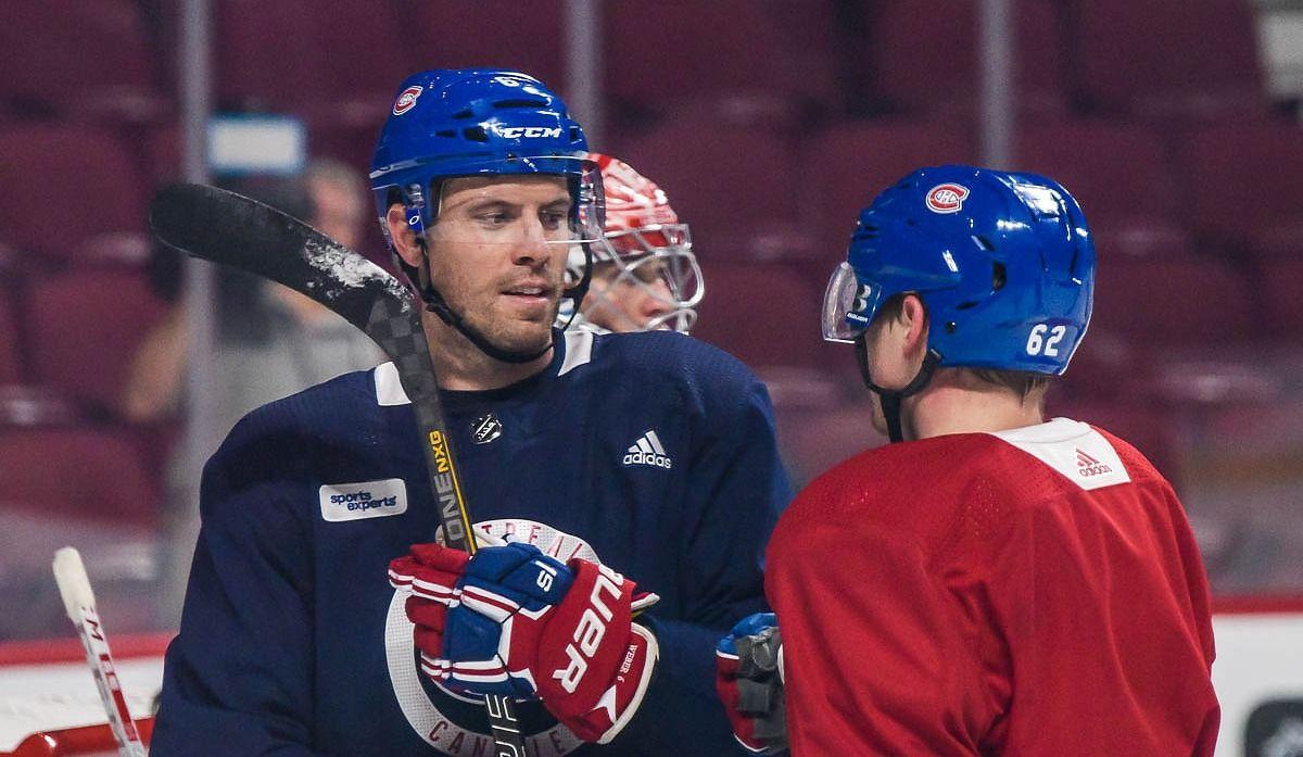 Blessé à un pied, Shea Weber retourne à Montréal
