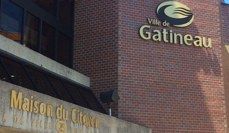 Hausse de taxes de 2,9% à Gatineau