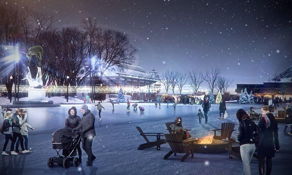 Place Jean-Béliveau : des oeuvres d'art en hommage au hockey