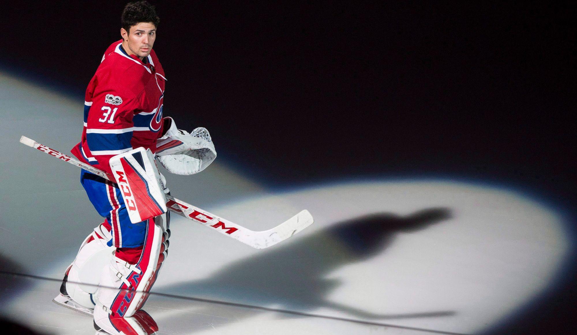 Blessé, Shea Weber est renvoyé à Montréal
