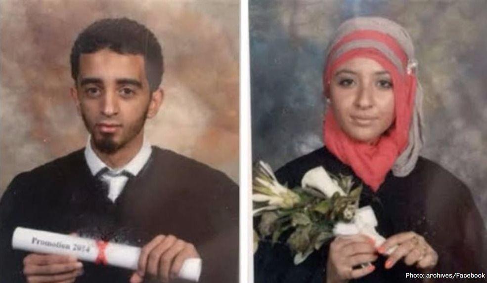 Sabrine Djermane et El Mahdi Jamali acquittés sur presque tout — Terrorisme