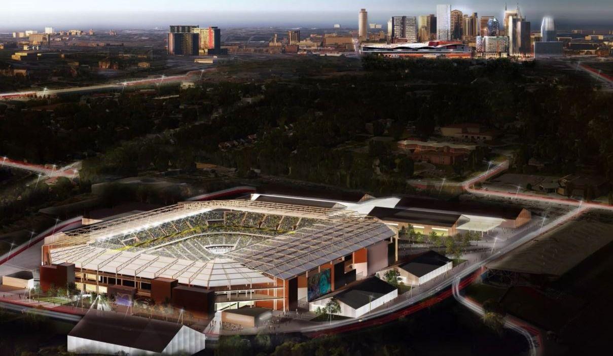 Une nouvelle franchise de MLS à Nashville