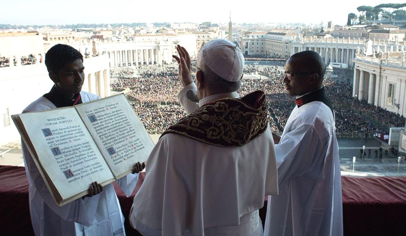 Le pape François réprimande Donald Trump