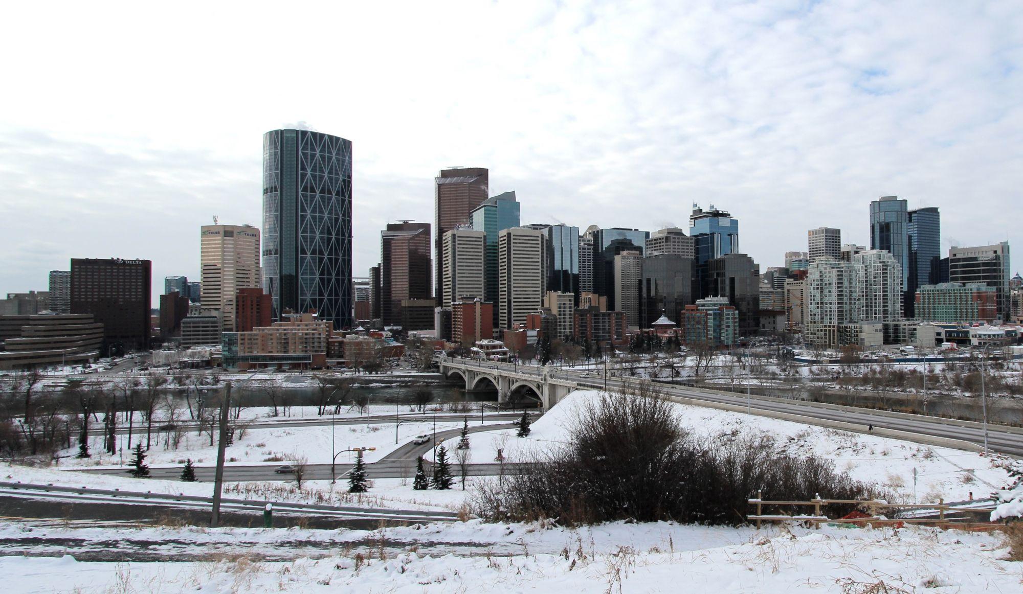 Le cadavre d'un nourrisson découvert dans un lieu public à Calgary