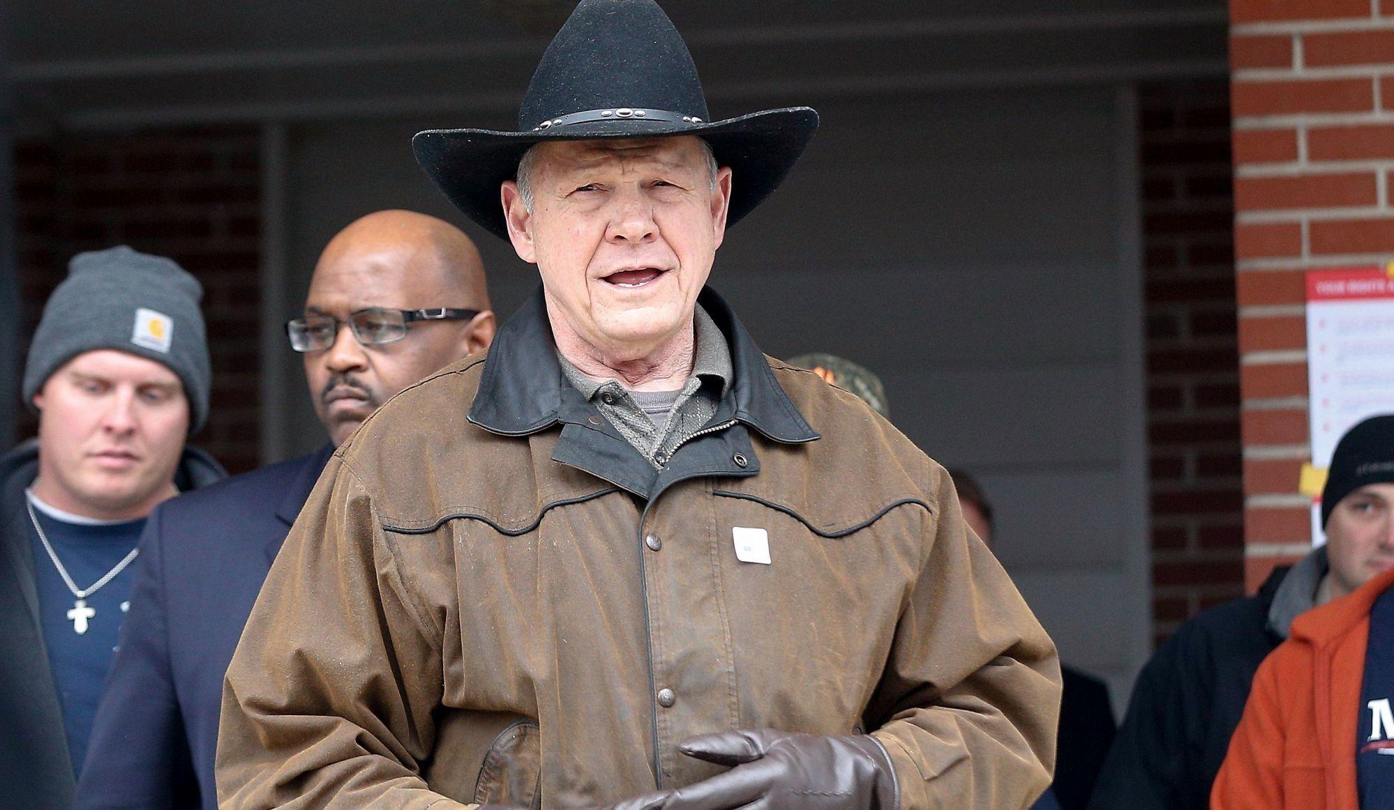 Alabama: Doug Jones officiellement déclaré vainqueur face à Roy Moore
