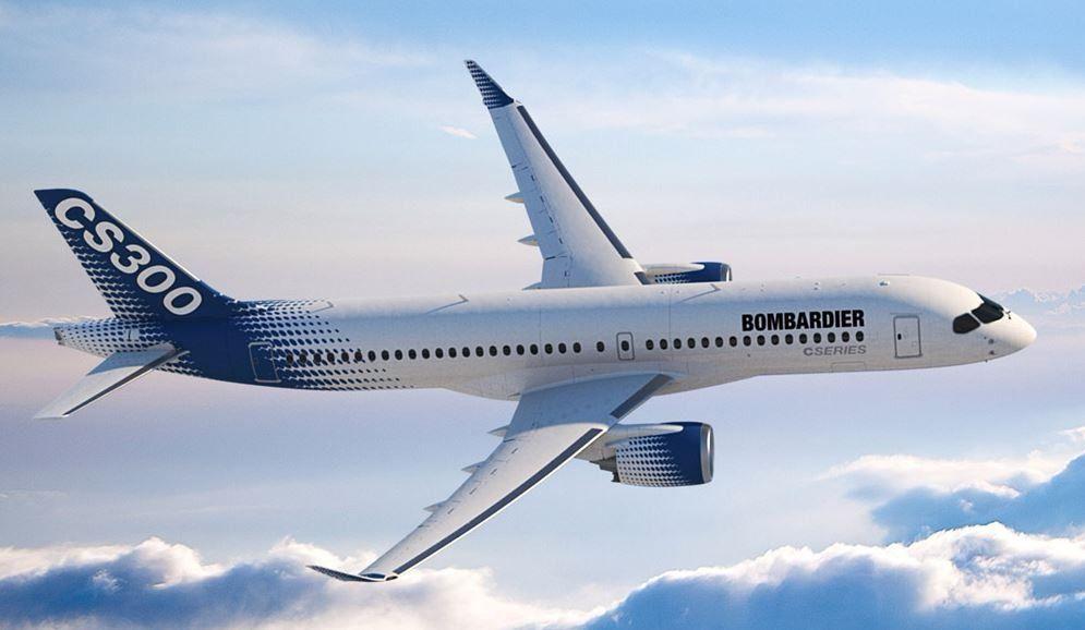 EgyptAir commande 12 avions CS300 à Bombardier