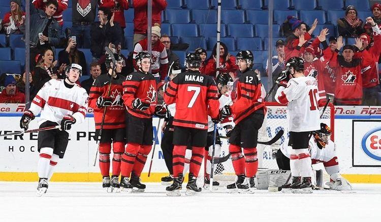 CMJ 2018: le Canada passe en demi-finale (vidéo)