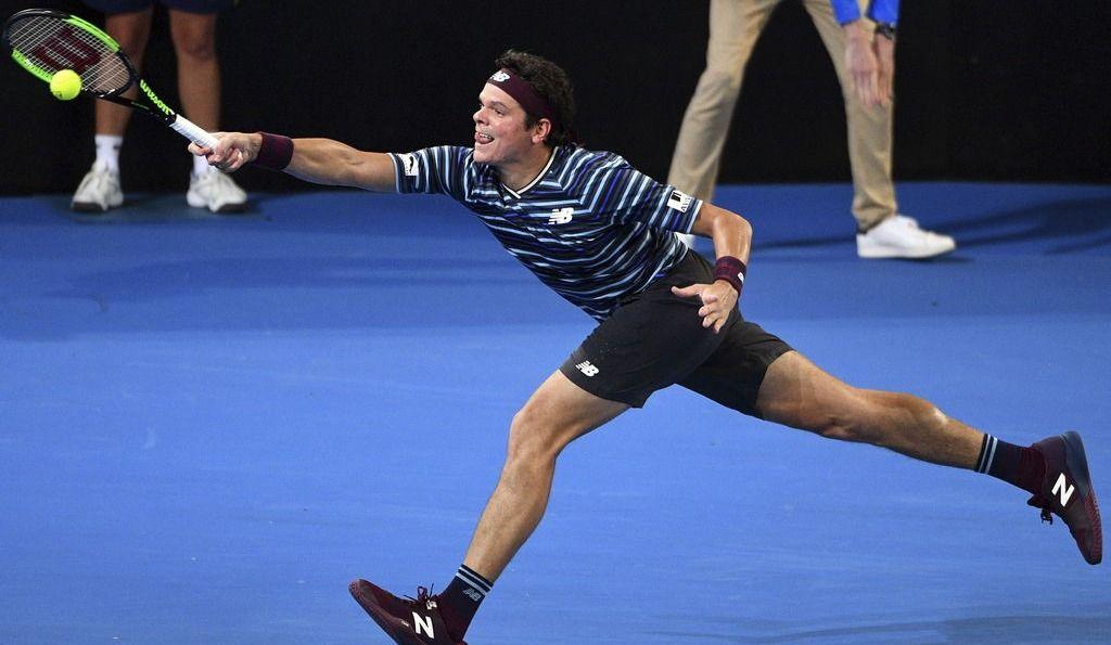 Milos Raonic perd au second tour à Brisbane, en Australie
