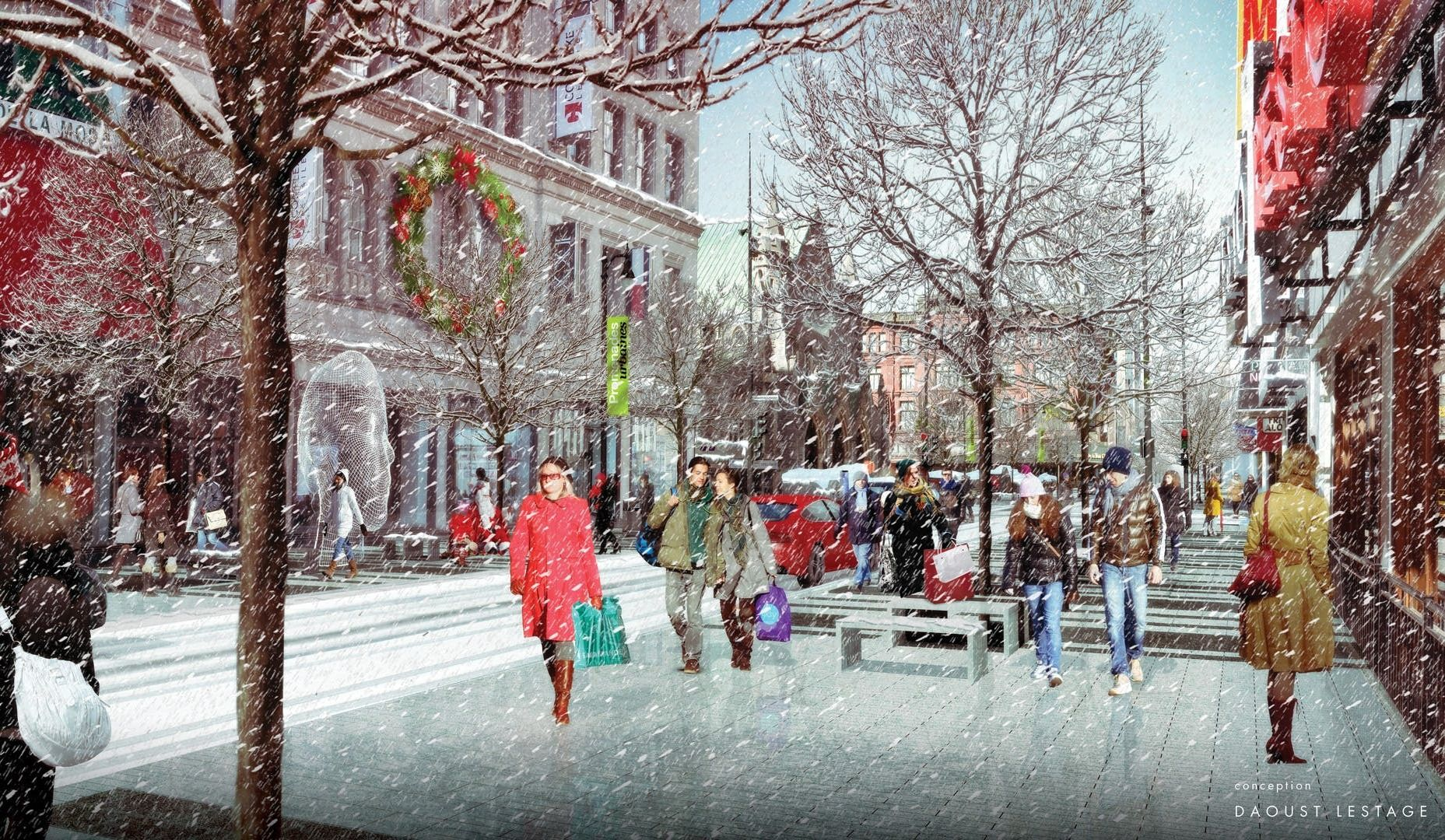 Sainte-Catherine's 2018 Facelift: Everything you Need to Know