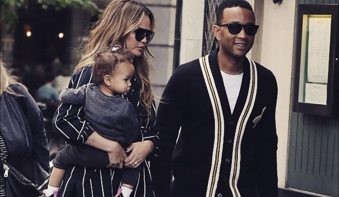According to Chrissy Teigen, Christmas is NOT over!