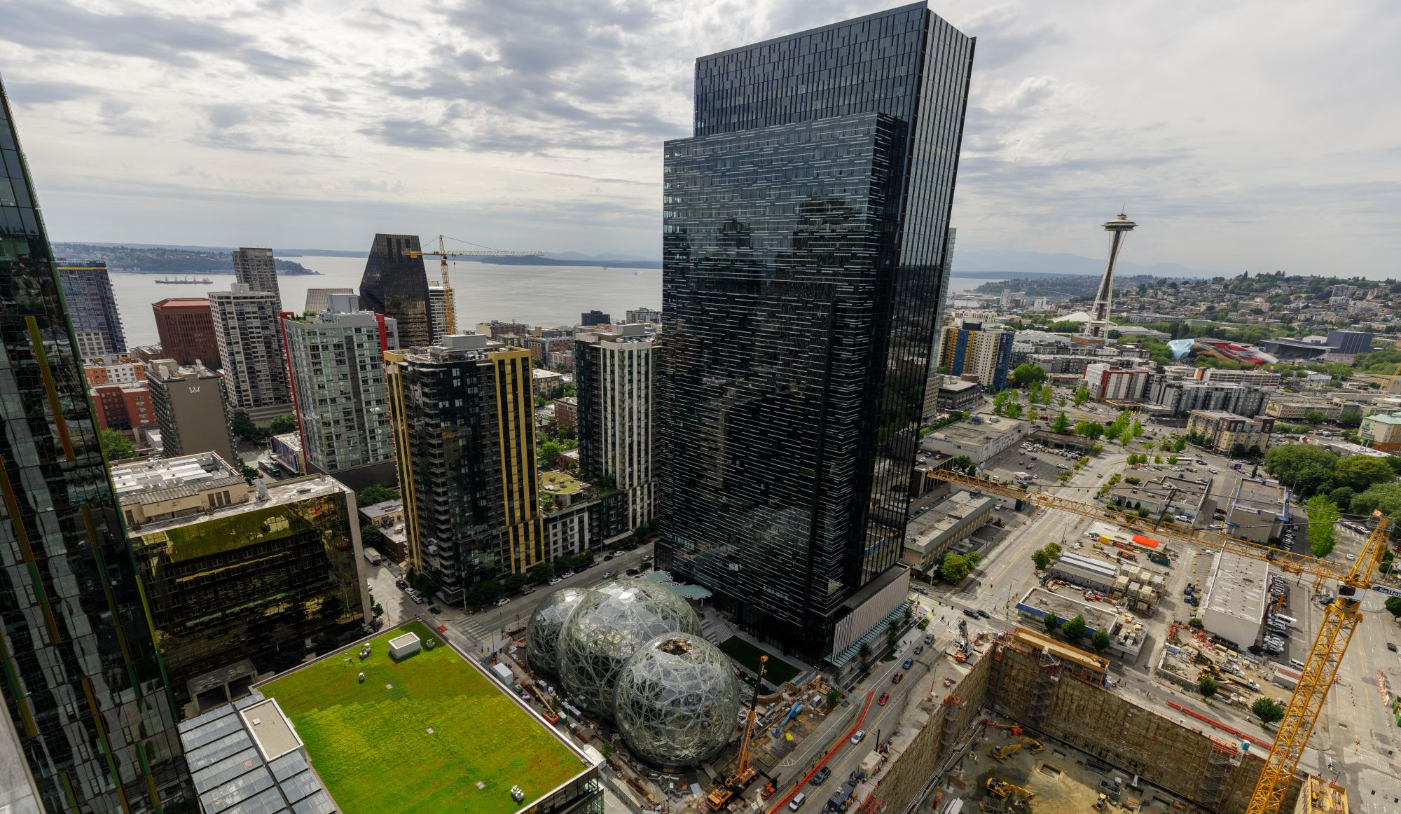 Siège social d'Amazon: Montréal hors de la course