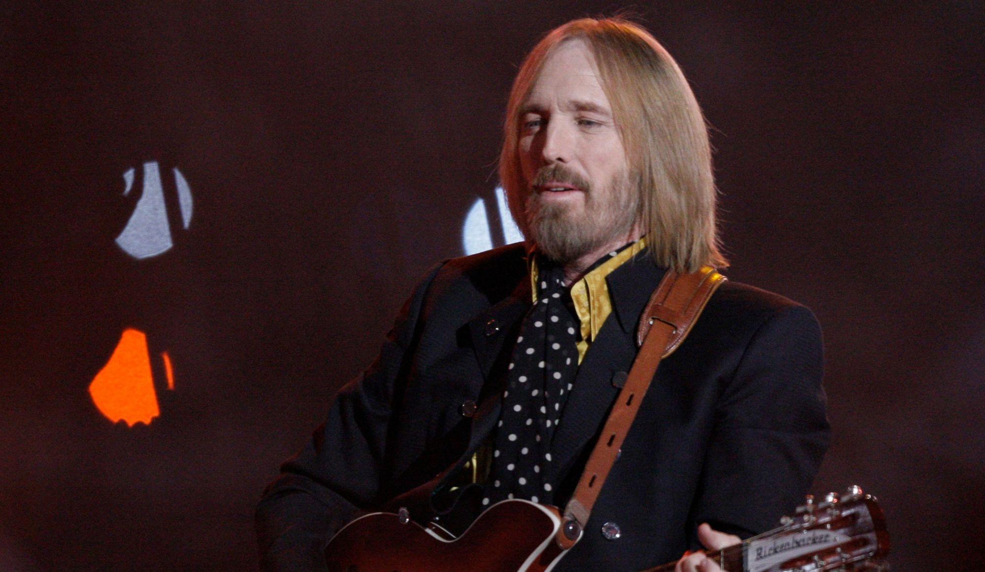 Tom Petty mort d'une surdose accidentelle