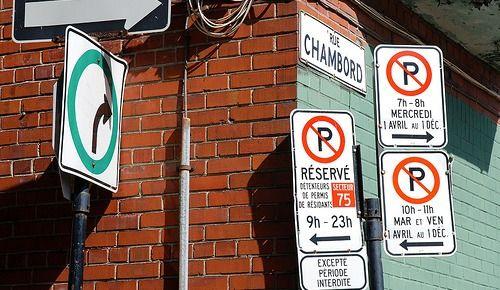 Les contraventions coûteront plus cher à Montréal