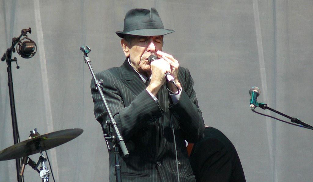 Un premier Grammy pourLeonard Cohen à titre posthume