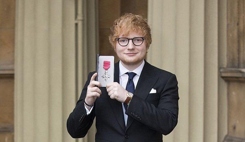 Double-winner Ed Sheeran didn't watch 2018 Grammy Awards