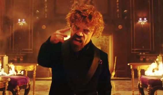 Rap Battle entre Peter Dinklage et Morgan Freeman!