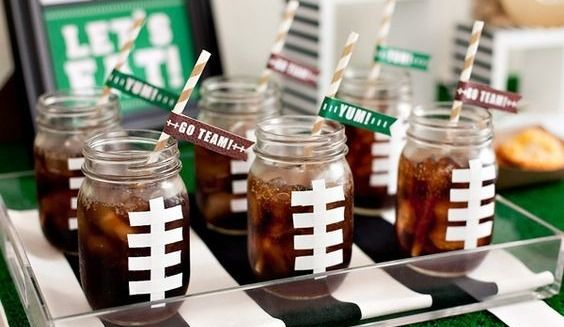 Easy DIY Party Decorations for Your Super Bowl Bash