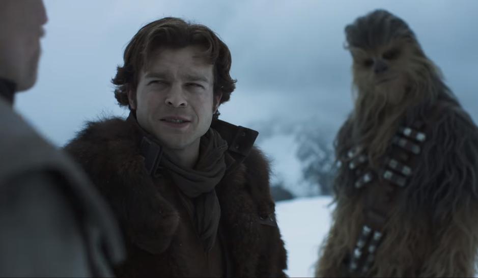 Sortie de la bande-annonce de «Solo: A Star Wars History»