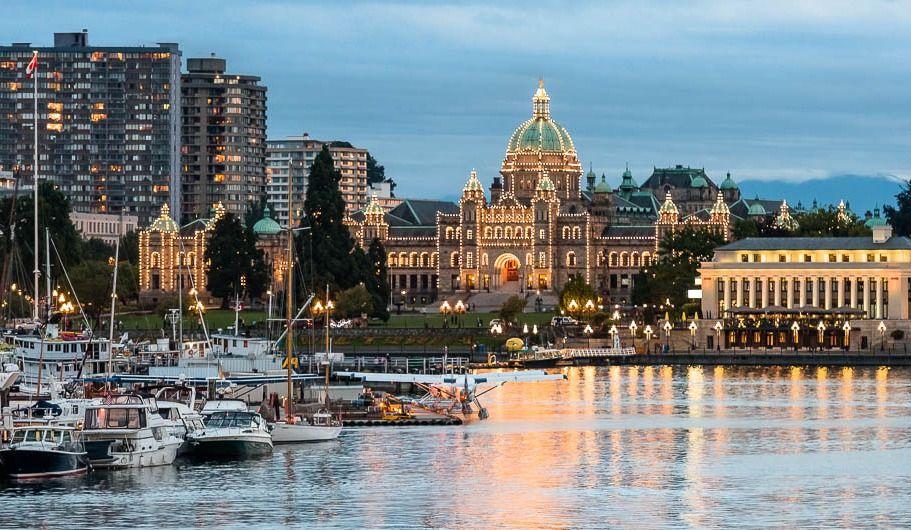 Le top 20 des villes les plus romantiques du Canada