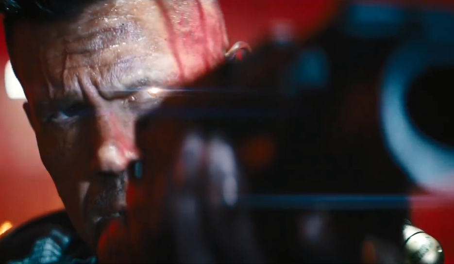 Josh Brolin dans la nouvelle bande-annonce de Deapool 2