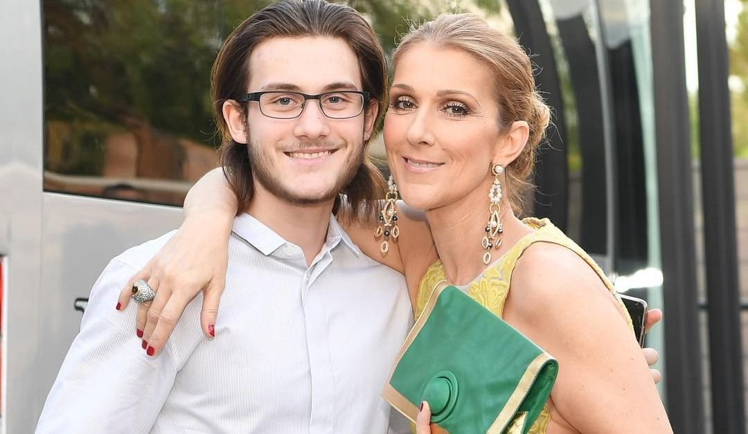Céline Dion's Son Covers The Weeknd