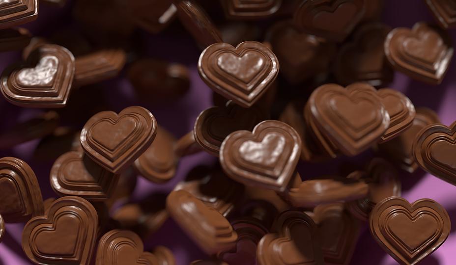 Desserts et gâteries au chocolat