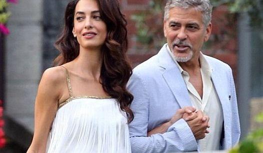 Amal Clooney: voyage de rêve pour ses 40 ans