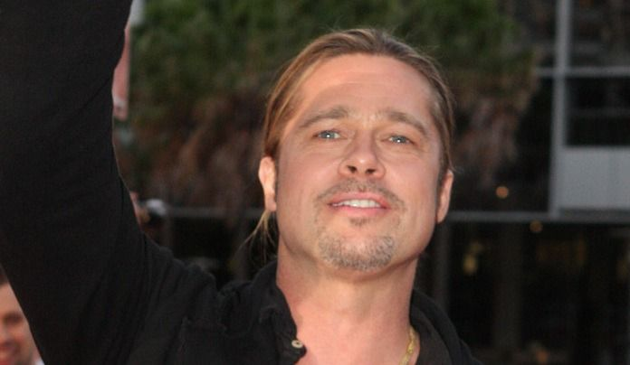 Brad Pitt involved in three-car crash
