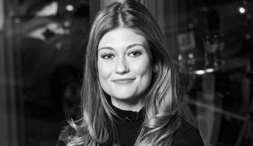 Katherine Levac sera l'adorable cover-girl du prochain Châtelaine