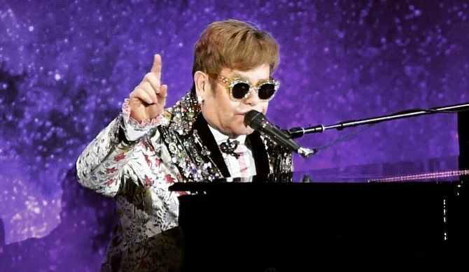 Royal Wedding: Elton John Reschedules Two Shows