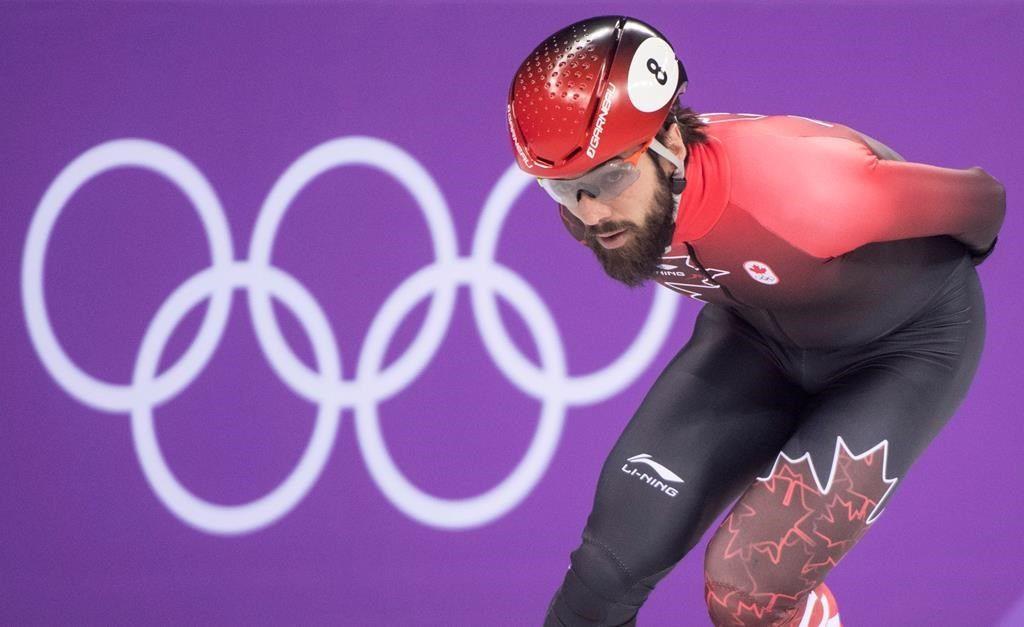 Pas de podium pour Charles Hamelin au 1500 m