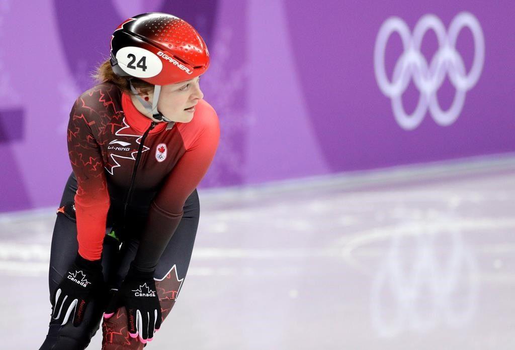 Kim Boutin et Marianne St-Gelais survolent la glace; les Sud-Coréennes dominent