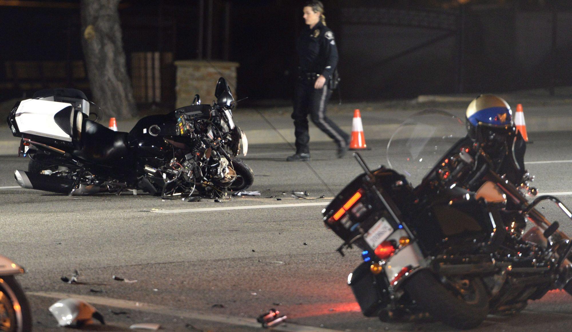 Des blessés dans un accident impliquant le cortège de Trudeau