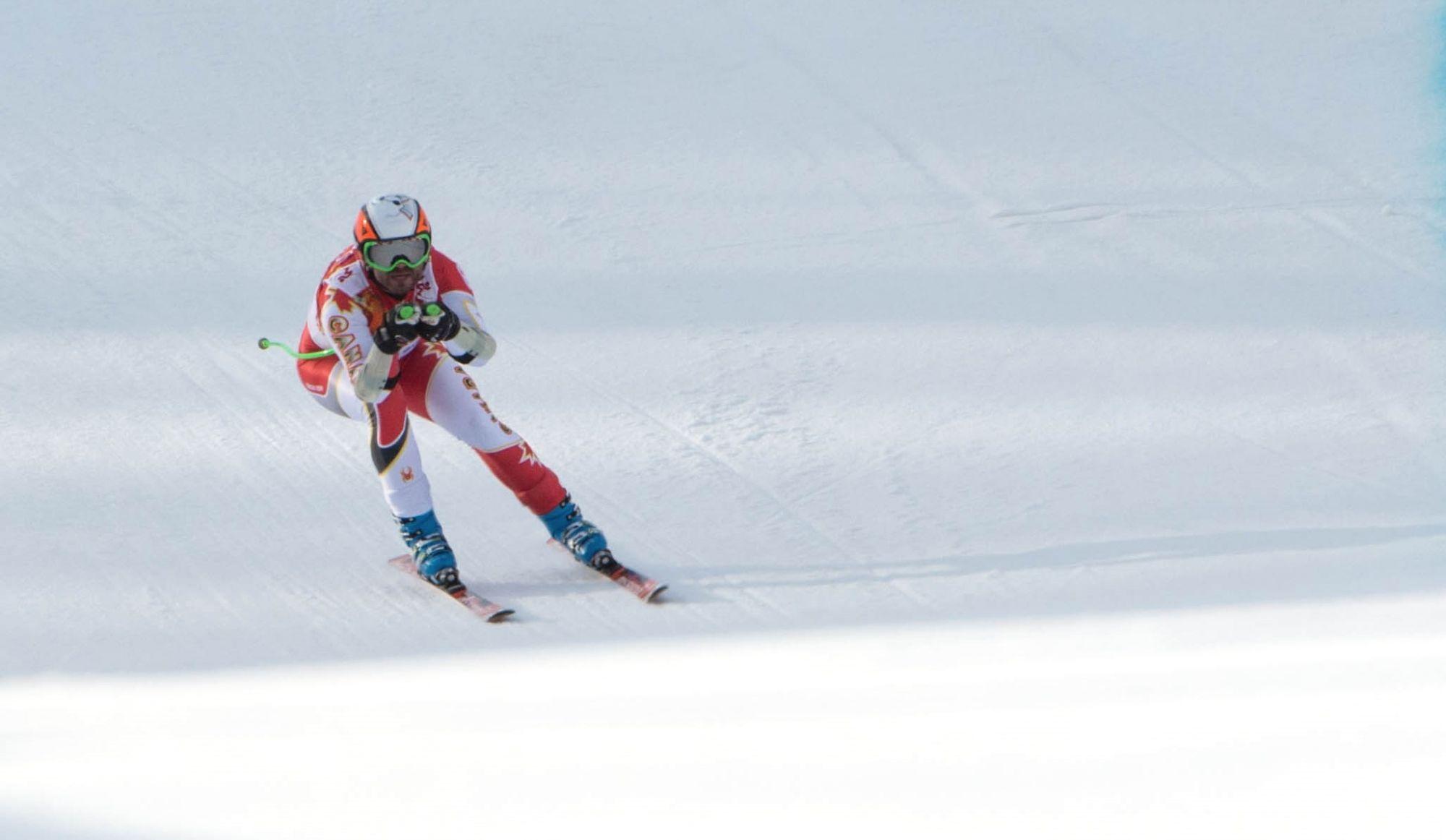 Pyeongchang la descente masculine de ski alpin est annulée