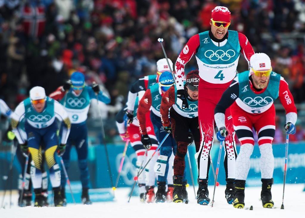 Alex Harvey se contente du 8e rang au Skiathlon de 30 km