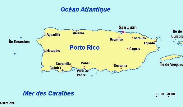Porto Rico est de nouveau plongé dans le noir