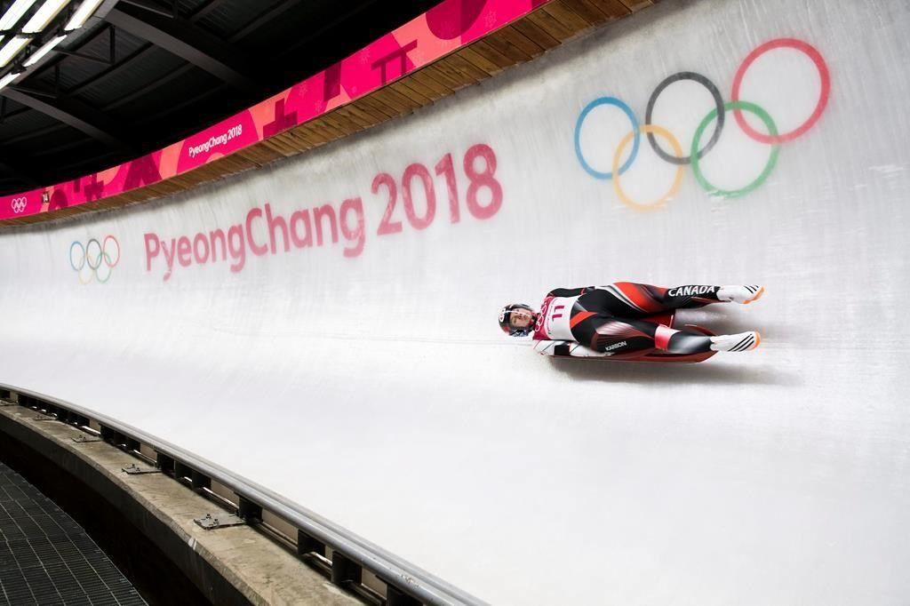 Médaille de bronze pour Alex Gough en luge