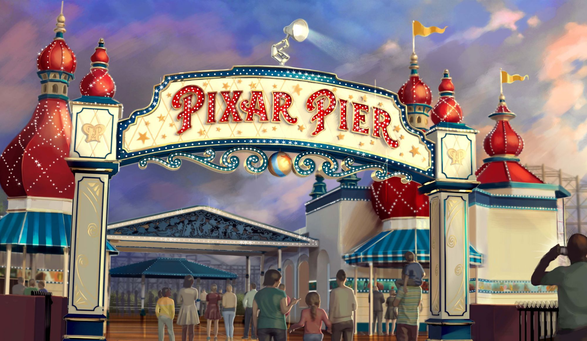 Les prochaines attractions de Disney