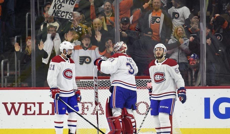 Le Canadien a récolté le moins de points à l'étranger