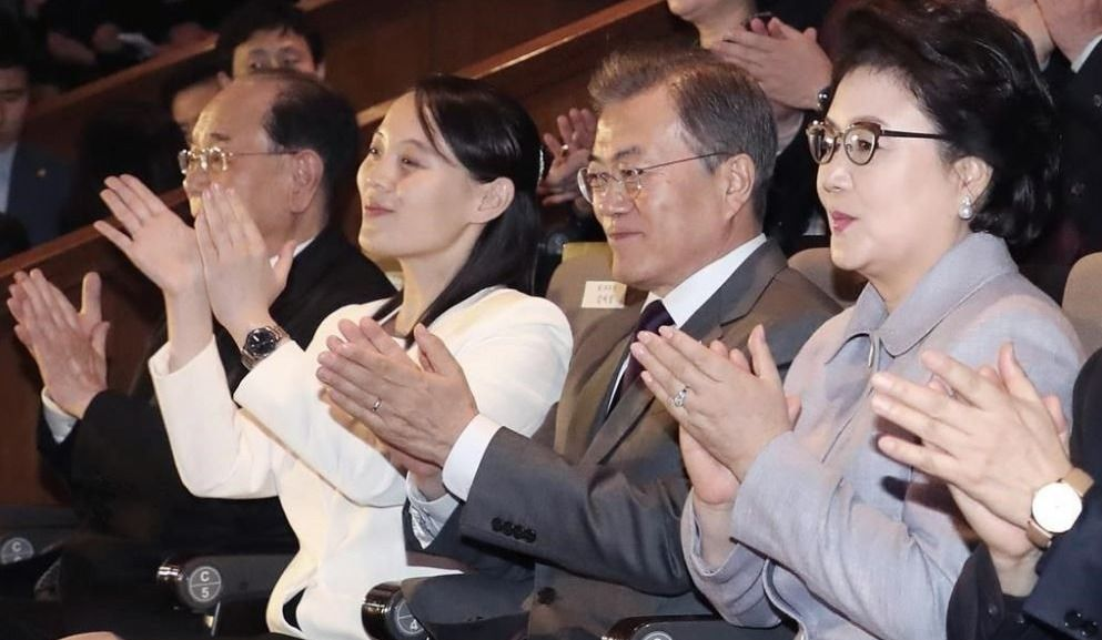 Kim Jong-un impressionné par l'accueil des sud-coréens