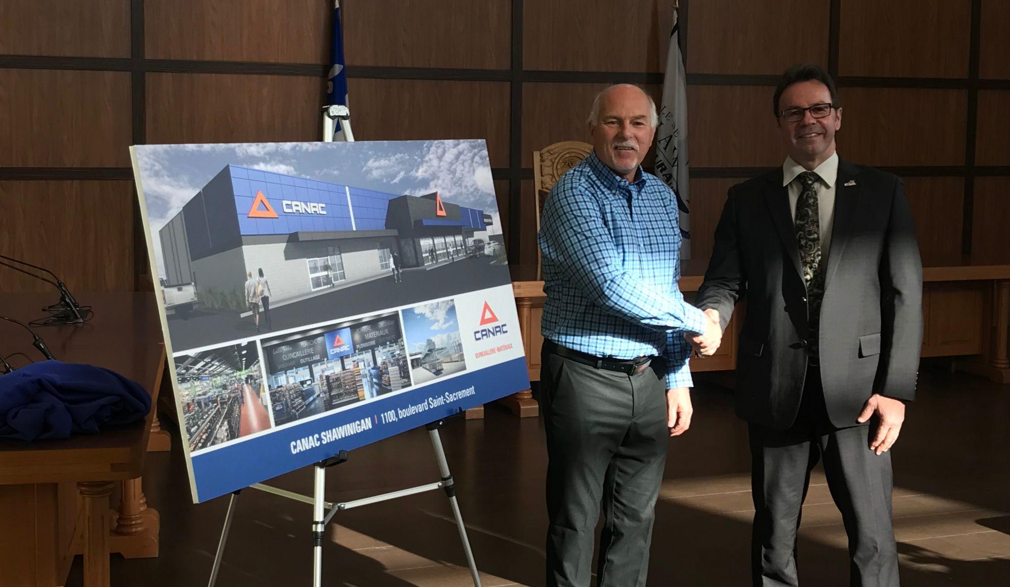 Canac: Shawinigan a d'autres projets pour l'ancienne aluminerie
