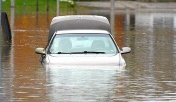 Le maire Pedneaud-Jobin n'a pas les mêmes chiffres que la CAQ sur les inondations
