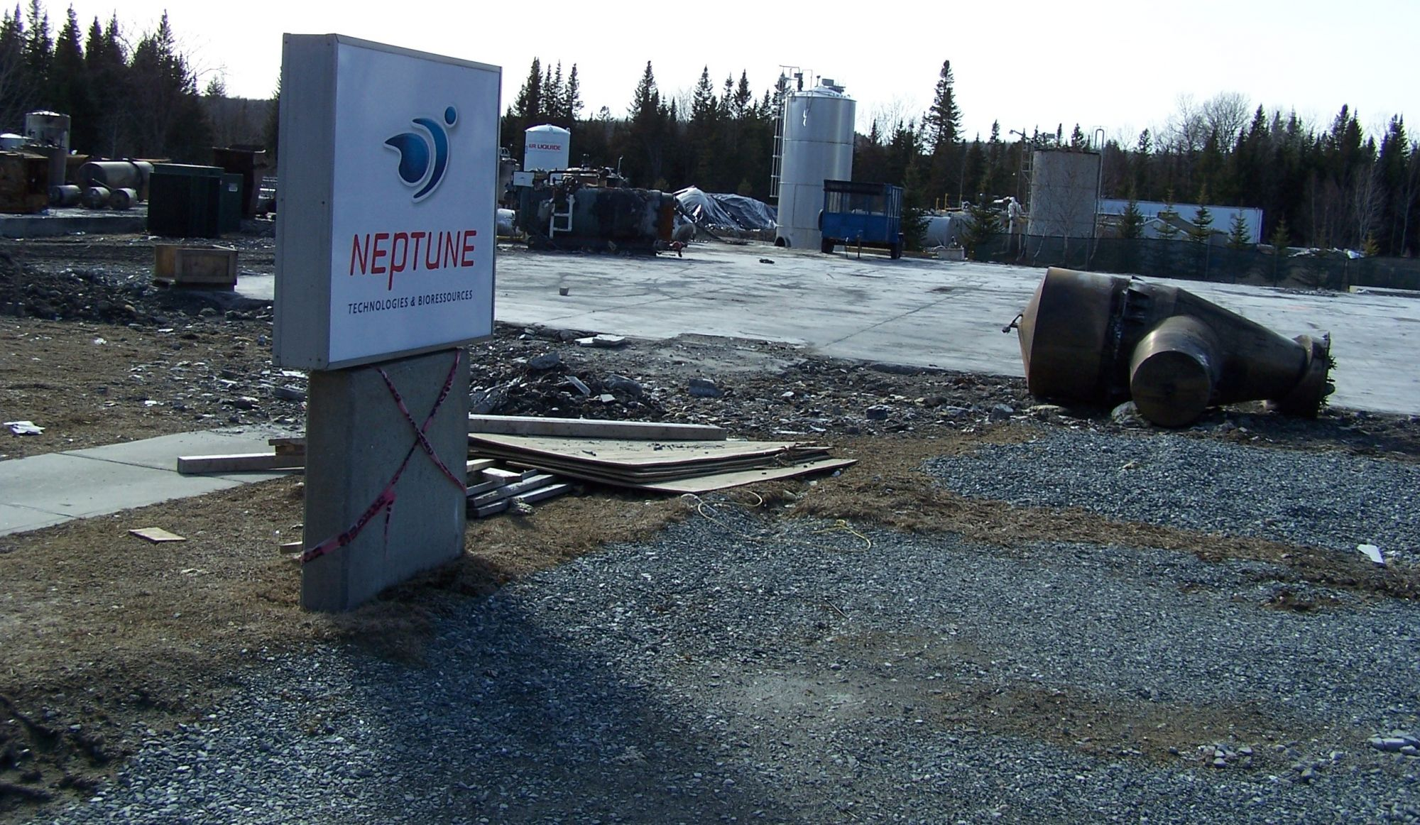 Neptune veut conquérir le marché de la santé animale