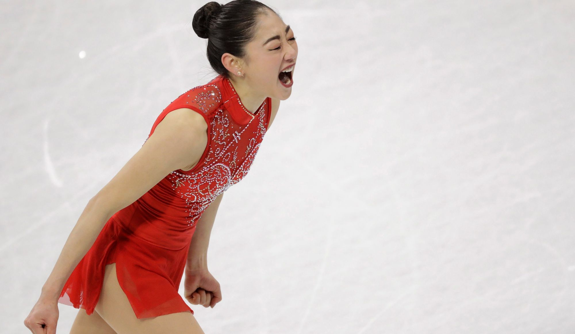 Quand la médaillée olympique était une «ice girl»…