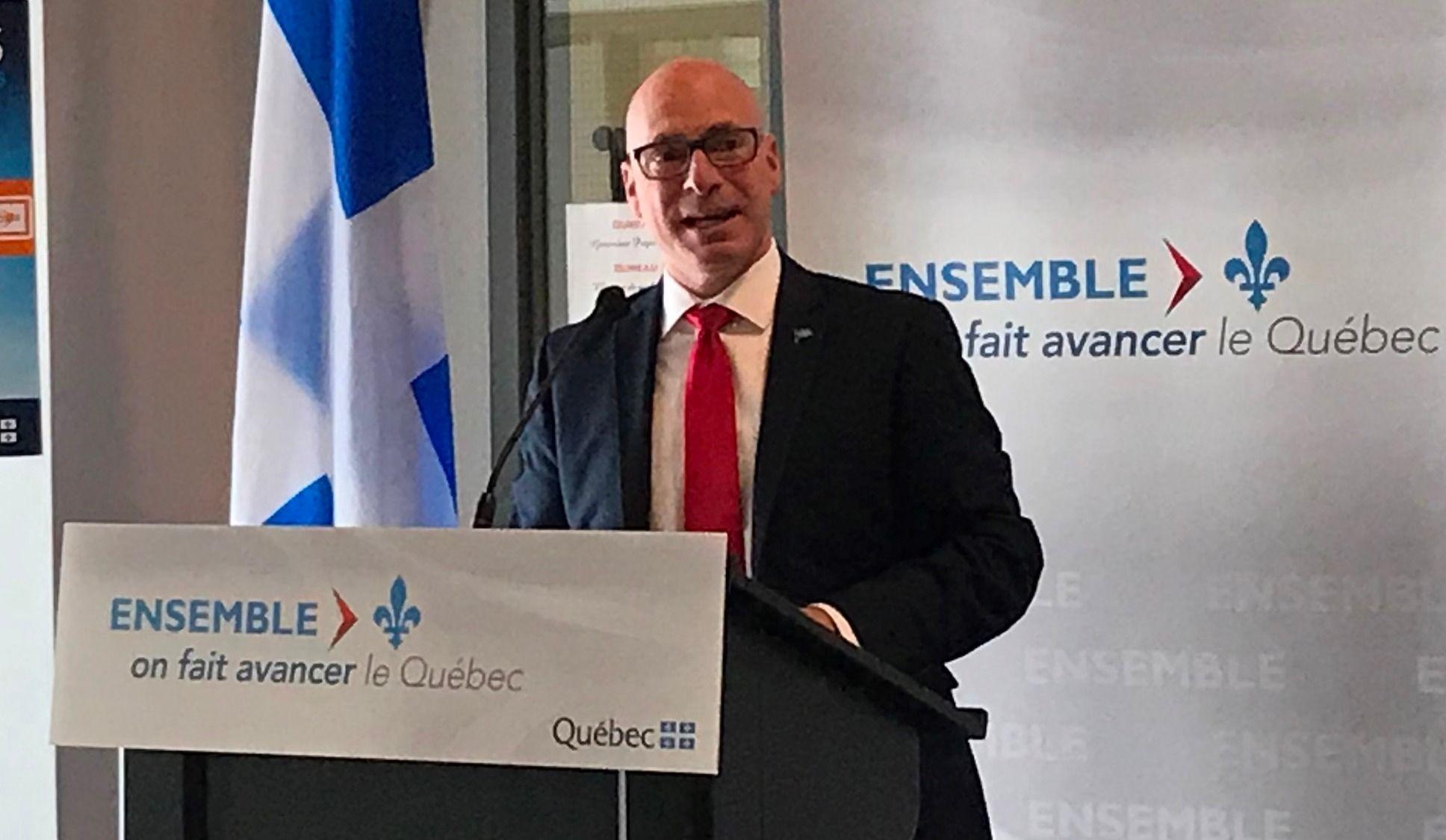 Le ministère du Tourisme à Trois-Rivières pour subventionner l'Amphithéâtre?
