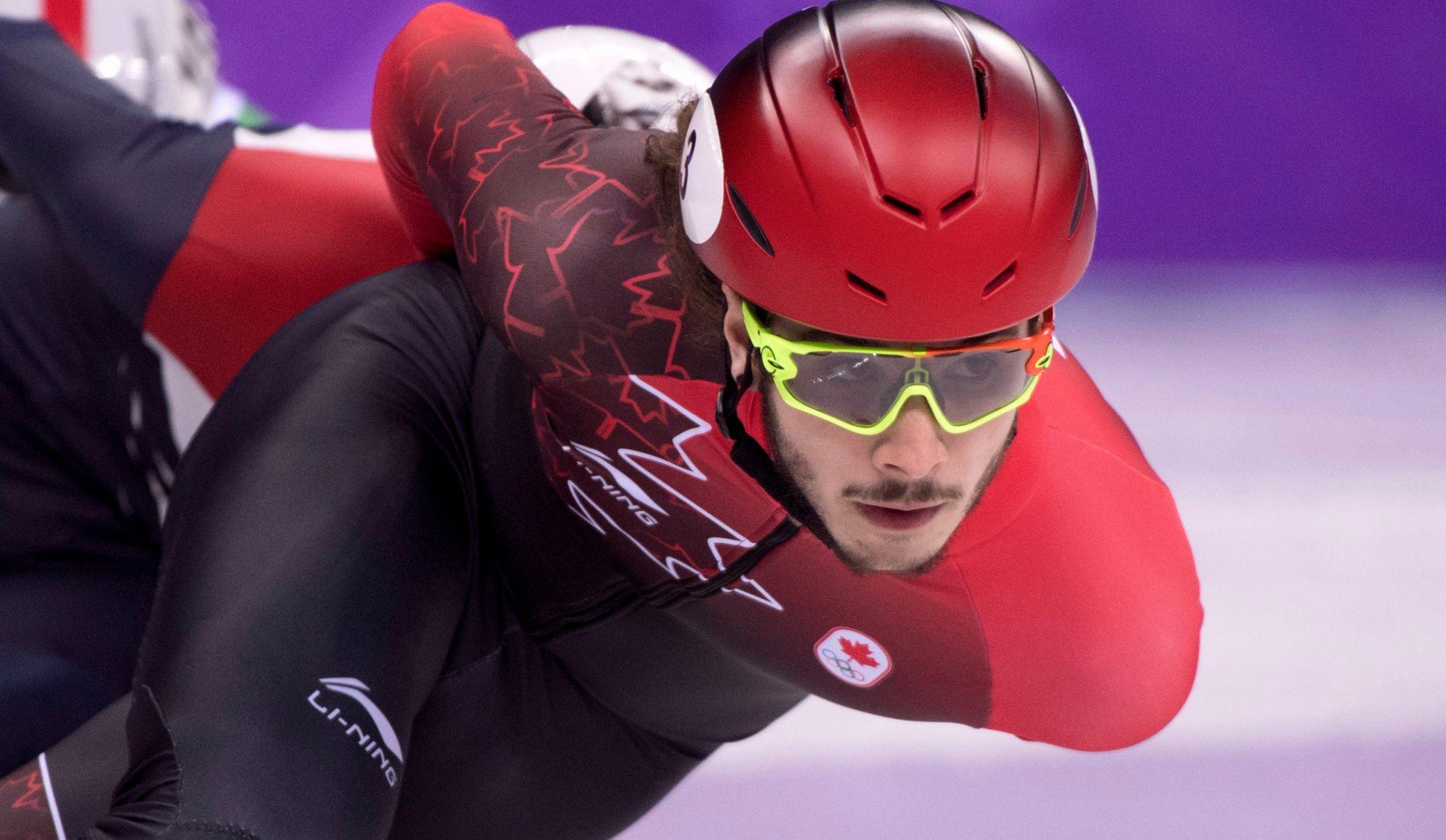 Kim Boutin remporte la médaille de bronze au 1500 m