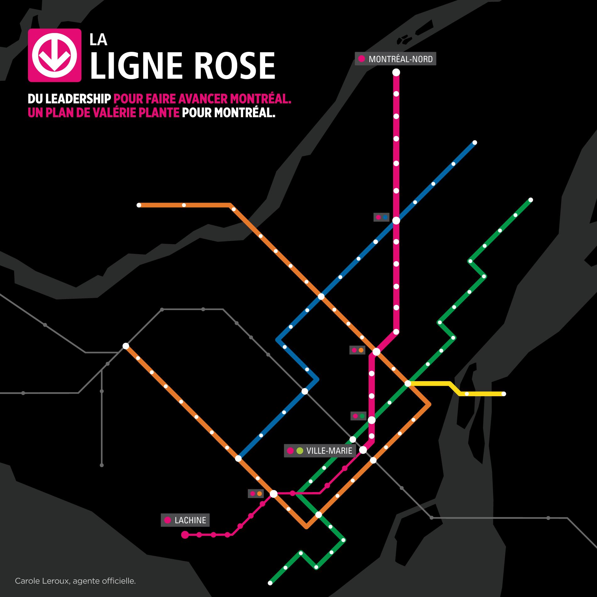 Source: Projet Montréal